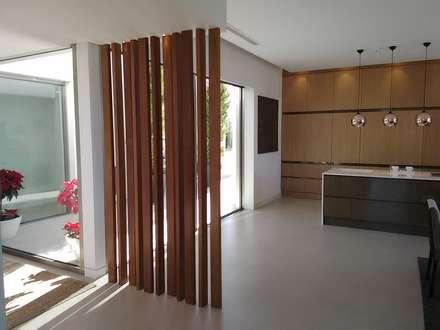 Lechuza. Las Colinas 2.  Marjal: Cocinas de estilo mediterráneo de GESTEC. Arquitectura & Ingeniería