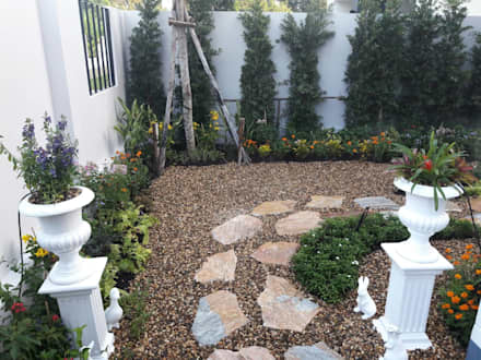 Garden & landscaping design ideas, inspiration & pictures  homify