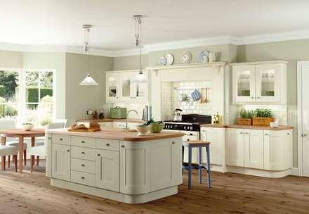 Hehku Cucina Range: classic Kitchen by Hehku