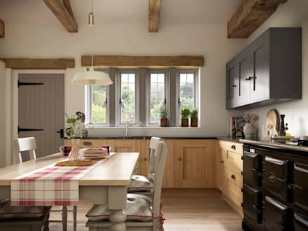 Country Style Kitchen Design Ideas & Pictures | Homify
