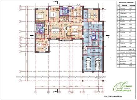 colonial Houses by Компания архитекторов Латышевых 'Мечты сбываются'