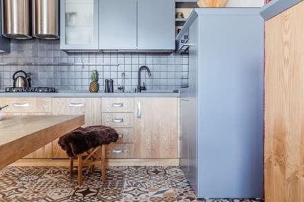 Дизайн: Кухни в . Автор – archstudio_bb