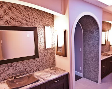 Master Ensuite: modern Bathroom by Drafting Your Design