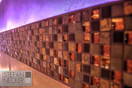 Schlafzimmer - Designrückwand: industriale Schlafzimmer von Stefan Necker BadRaumKonzepte
