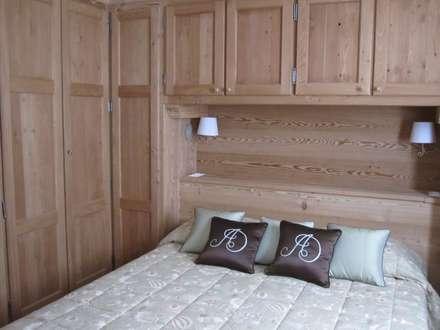Camera da letto in stile rustico idee homify - Camera da letto stile harry potter ...