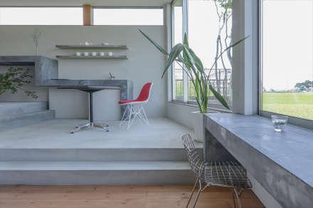 Atelier: STaD(株式会社鈴木貴博建築設計事務所)が手掛けた和室です。