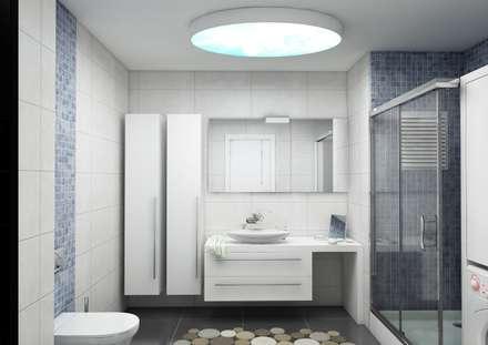 Banyo i in ilham veren tasar m fikirleri resimleri homify - Banyo dekorasyon ...