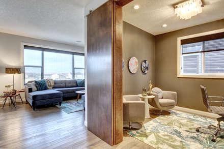 354 Sherwood Blvd: modern Study/office by Sonata Design