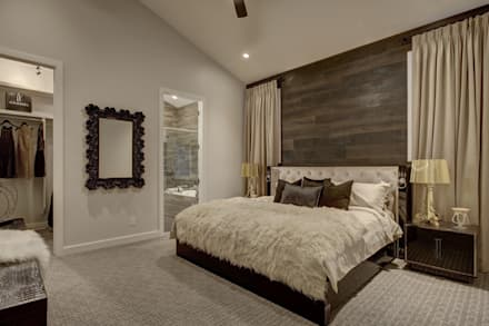 53 Paintbrush Park: modern Bedroom by Sonata Design
