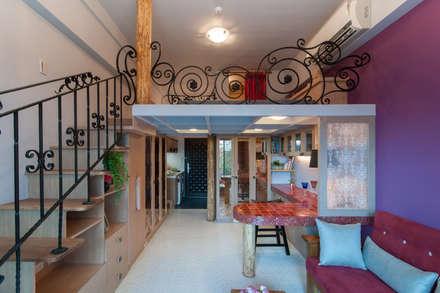 磨設計의  호텔