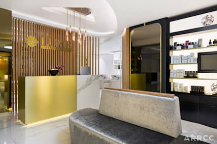 lume eclectic spa by arrcc - Spa Design Ideas