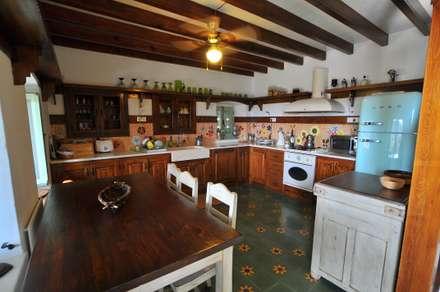 Küche Mediterran mediterrane rustikale küchen ideen design und bilder homify