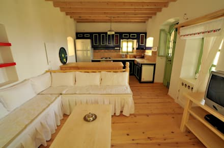 mediterrane wohnzimmer ideen & inspiration   homify, Hause deko
