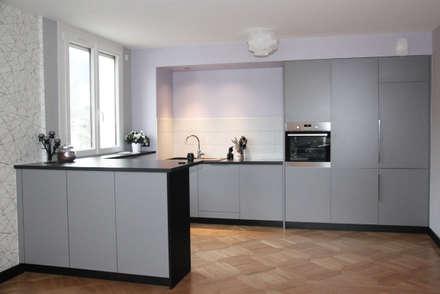 Idées De Design Dintérieur Et Photos De Rénovation Homify - Idee deco coin tv pour idees de deco de cuisine
