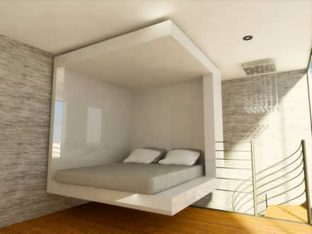 Rec maras minimalistas ideas e inspiraci n homify for Recamaras infantiles minimalistas