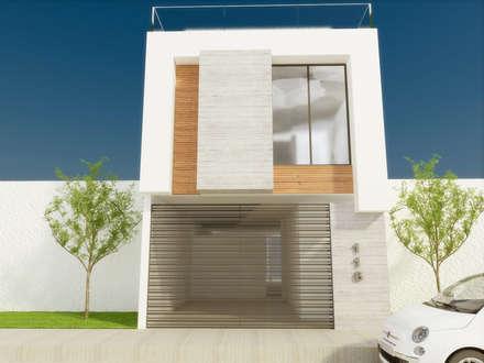 Rumah by DLR ARQUITECTURA/ DLR DISEÑO EN MADERA