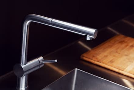 Extension & House Renovation SW18 - London: modern Kitchen by Diamond Constructions Ltd