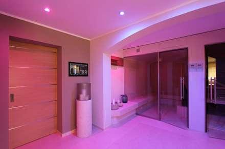 modern Spa by casaio   smart buildings
