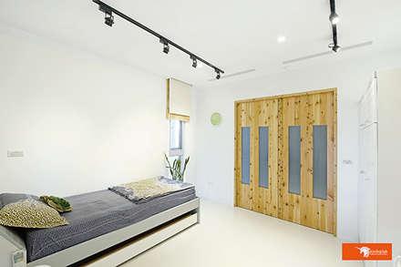 璞玉-Salim's House:  臥室 by Unicorn Design