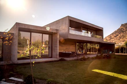 : Casas de estilo moderno por JPV Arquitecto