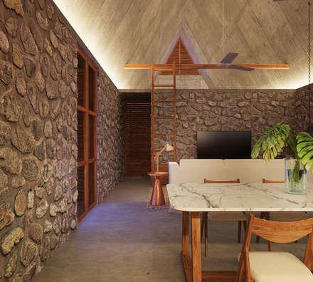 Phòng ăn by La Desarrolladora