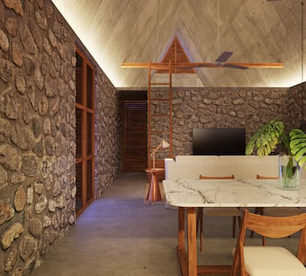 Ruang Makan by La Desarrolladora