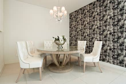Dining Room: modern Dining room by Tru Interiors