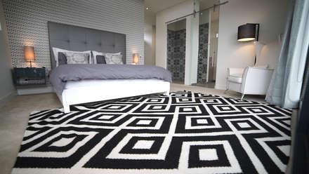 House Stuttaford - Baronetcy Estate: modern Bedroom by Covet Design