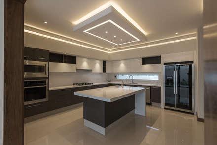Cocinas modernas ideas inspiraci n e im genes homify for Mostrar cocinas modernas