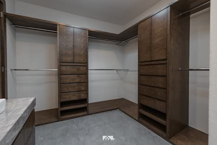 Closets ideas im genes y decoraci n homify for Closet minimalistas para recamaras