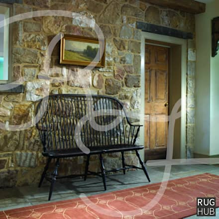 Friday 20th Jan -  Home Inspiration:  Corridor & hallway by Rug Hub