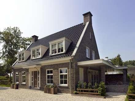 Klassieke woning   Numansdorp: klasieke Huizen door Groothuisbouw Emmeloord