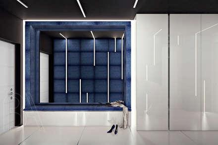 Hành lang by BOOS architects