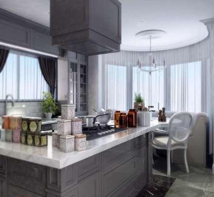 Vero Concept Architects – Villa Balıkesir: modern tarz Mutfak