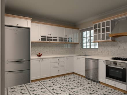 Cocinas rurales ideas e inspiraci n homify for Cocinas rurales