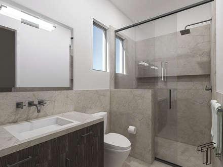 ห้องน้ำ by TAMEN arquitectura