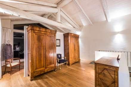 غرفة الملابس تنفيذ UAU un'architettura unica
