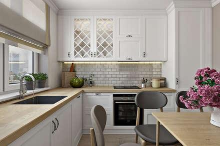Küchen skandinavischen stil  Skandinavische Küchen Ideen, Design und Bilder | homify