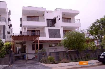 : modern Houses by ni3design