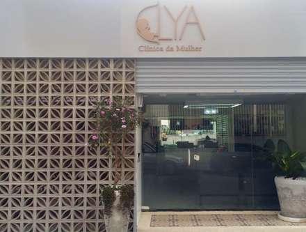 Clínica Clya: Clínicas  por TR3NA Arquitetura
