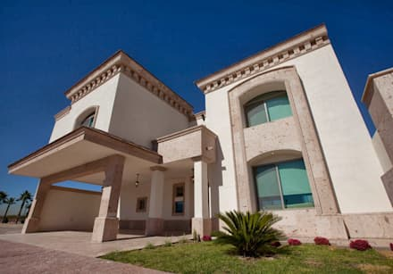 colonial Houses by Canteras Villa Miranda