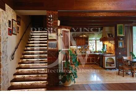 hall: Кухни в . Автор – Design Vinci