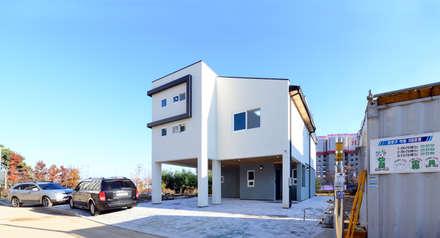 modern Houses by 코원하우스