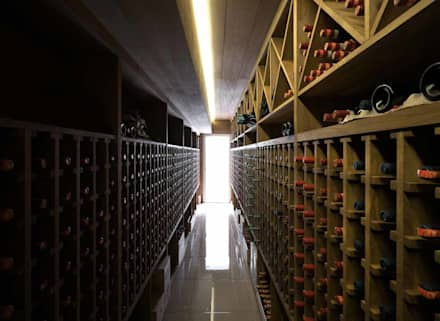 Moderner weinkeller  Moderne Weinkeller Ideen & Inspiration | homify