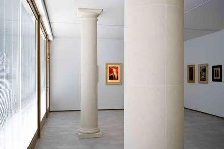 moderner Multimedia-Raum von Studio Marco Piva