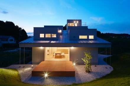 徳島の家 / House in Tokushima: 藤原・室 建築設計事務所が手掛けた窓です。