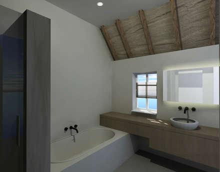 Industriële badkamer ideeën en inspiratie   homify