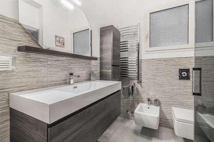 Bagno moderno idee ispirazioni homify for Foto arredo bagno moderno