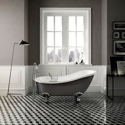 Regina freestanding bath classic bathroom by devon devon
