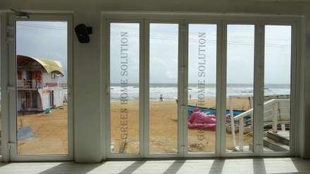 Elegant Windows & Doors :  Windows by Green Home Solution